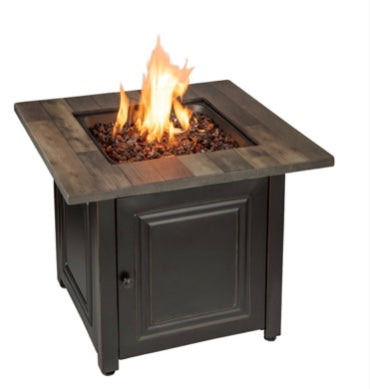 "Mr. BBQ 30"" Square Burlington Fire Table"
