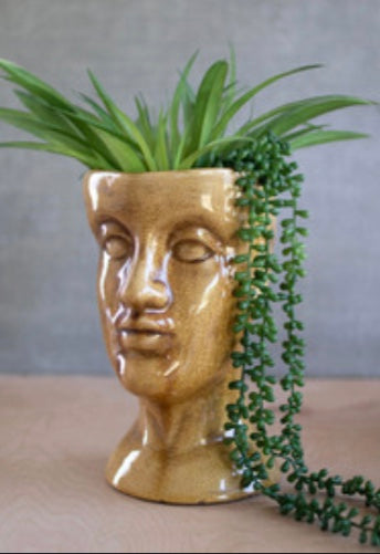 Kalalou Head Pot