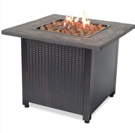 Mr. BBQ Firebowl With Resin Mantel