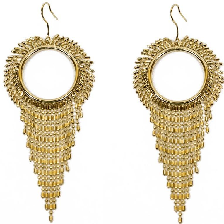 Sheila Fajl Here Comes The Sun Earrings