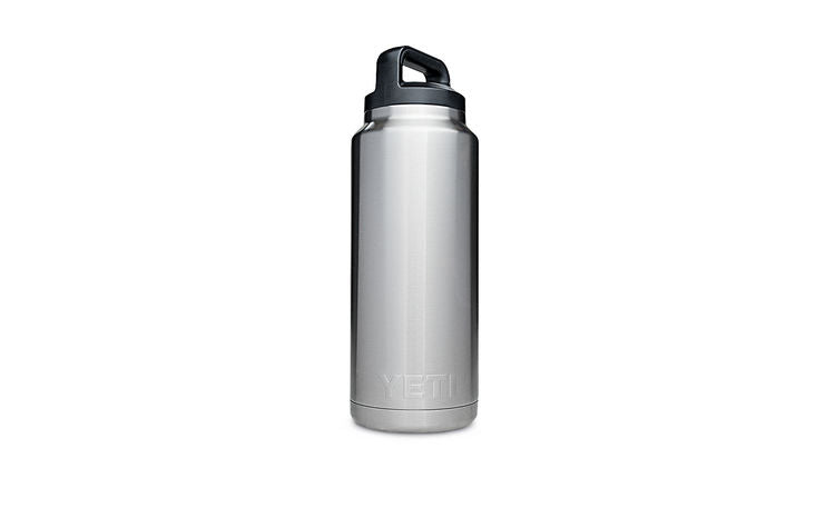 Yeti Rambler 36 oz Bottle-Stainless Steel