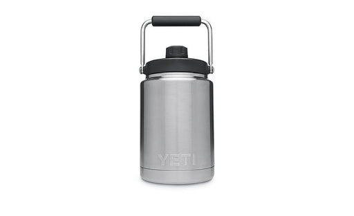 Yeti Rambler 1/2 Gallon Jug-Stainless Steel