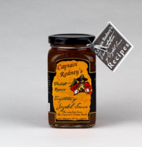 Captain Rodney's Private Reserve - Temptation of Jezebel Sauce