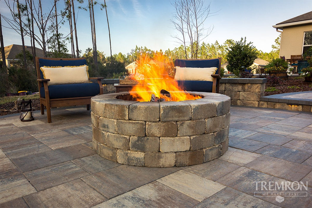 "Tremron 30"" Fire Pit"
