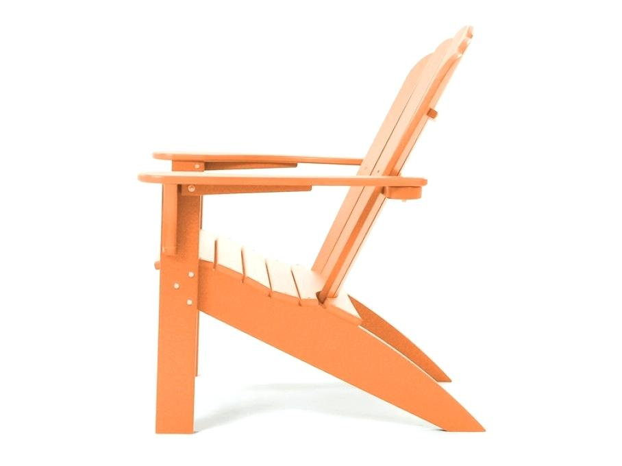 Seaside Casual Adirondack Classic Chair