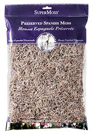 Super Moss Perserved Spanish Moss 8oz
