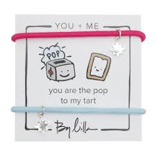 By Lilla You + Me Hair Tie Set