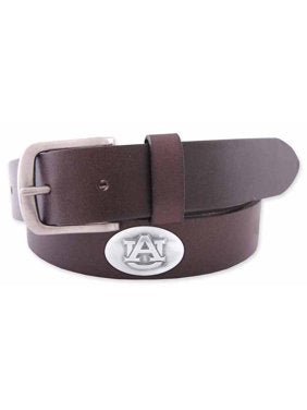 Zep-Pro Auburn Concho Brown Leather