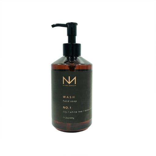Niven Morgan Lily/White Tea/Lemon Zest Hand Soap