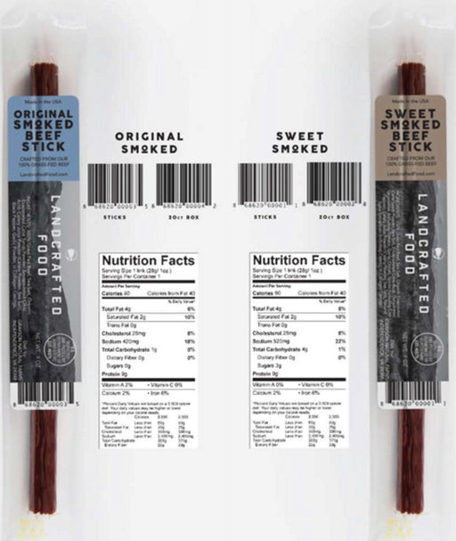 Grayson Natural Beef Sticks