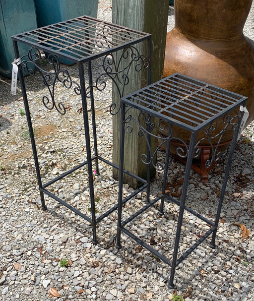 ESS Iron Plant Stand