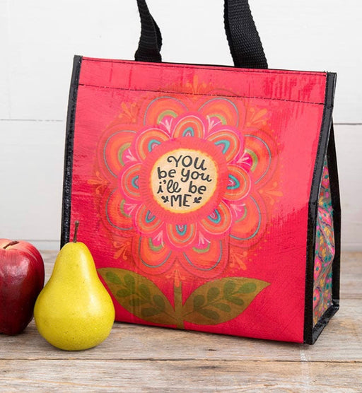 Natural life You Be YouInsulated Lunch Bag