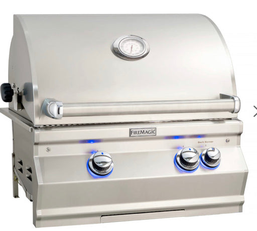 "Fire Magic Aurora 24"" Built-In Grill"