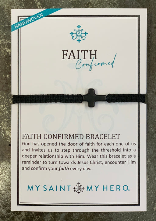 MSMH Faith Confirmed Bracelet