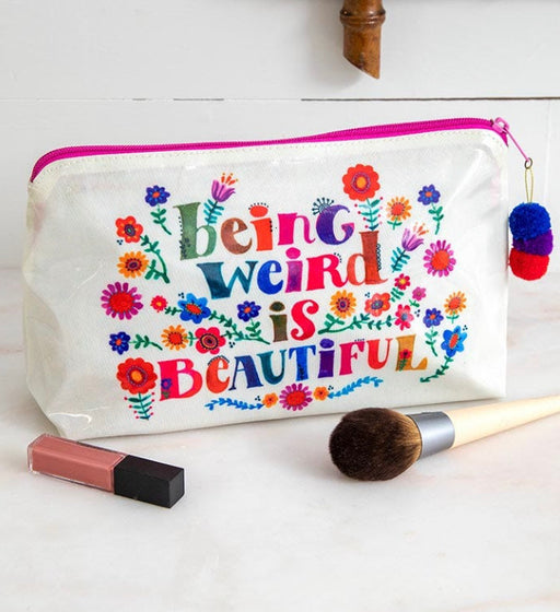 Natural Life Makeup Bag