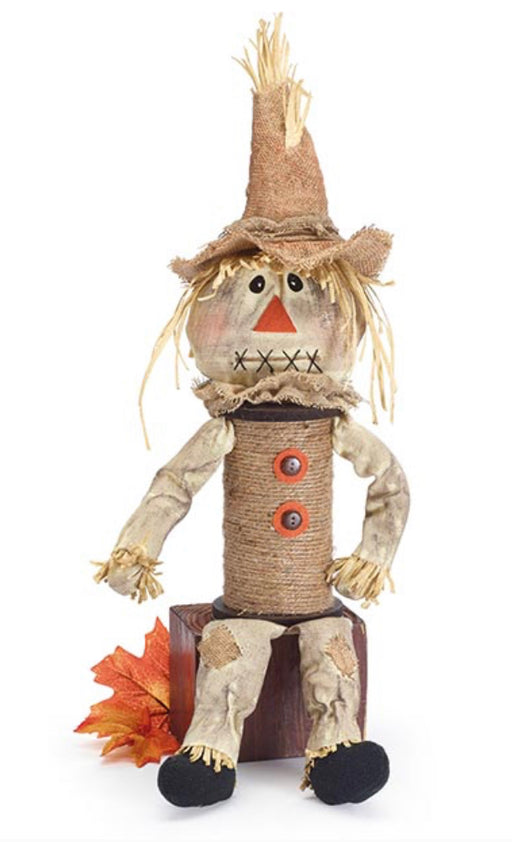 Scarecrow Shelf Sitter