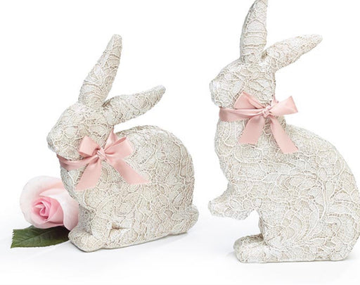 Lace Bunnies Assorted