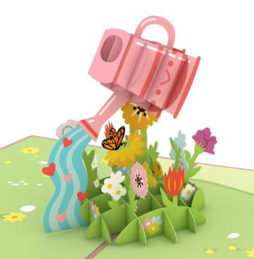 Lovepop Card Watering Can
