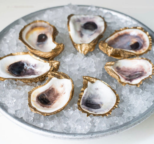 GG Oyster Shell Dish