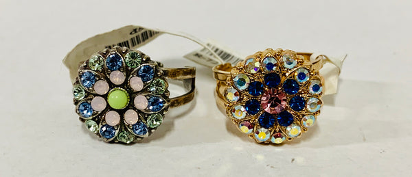Mariana  Multi Color Stone ring