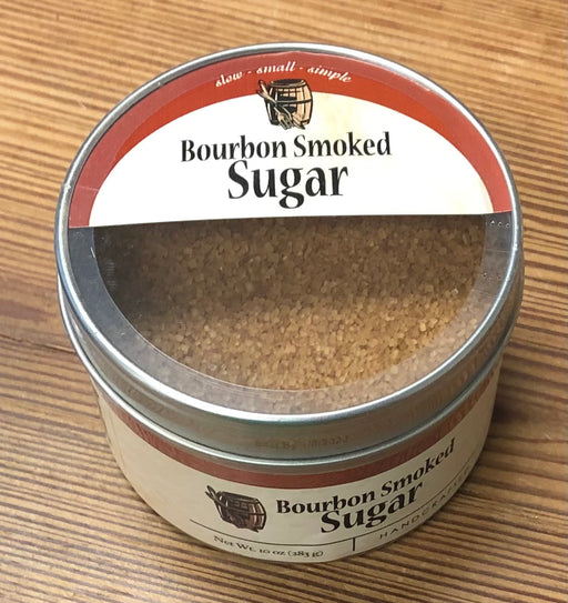 BBF Bourbon Smoked Sugar