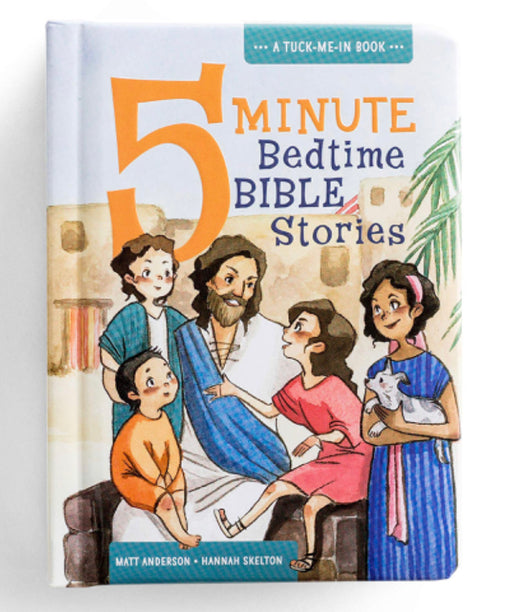 DS 5 Minute  Bedtime Bible Stories