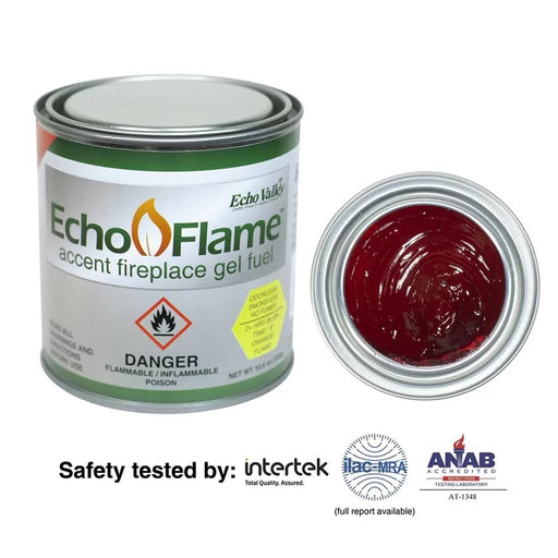 EV Echo Flame Gel Fuel