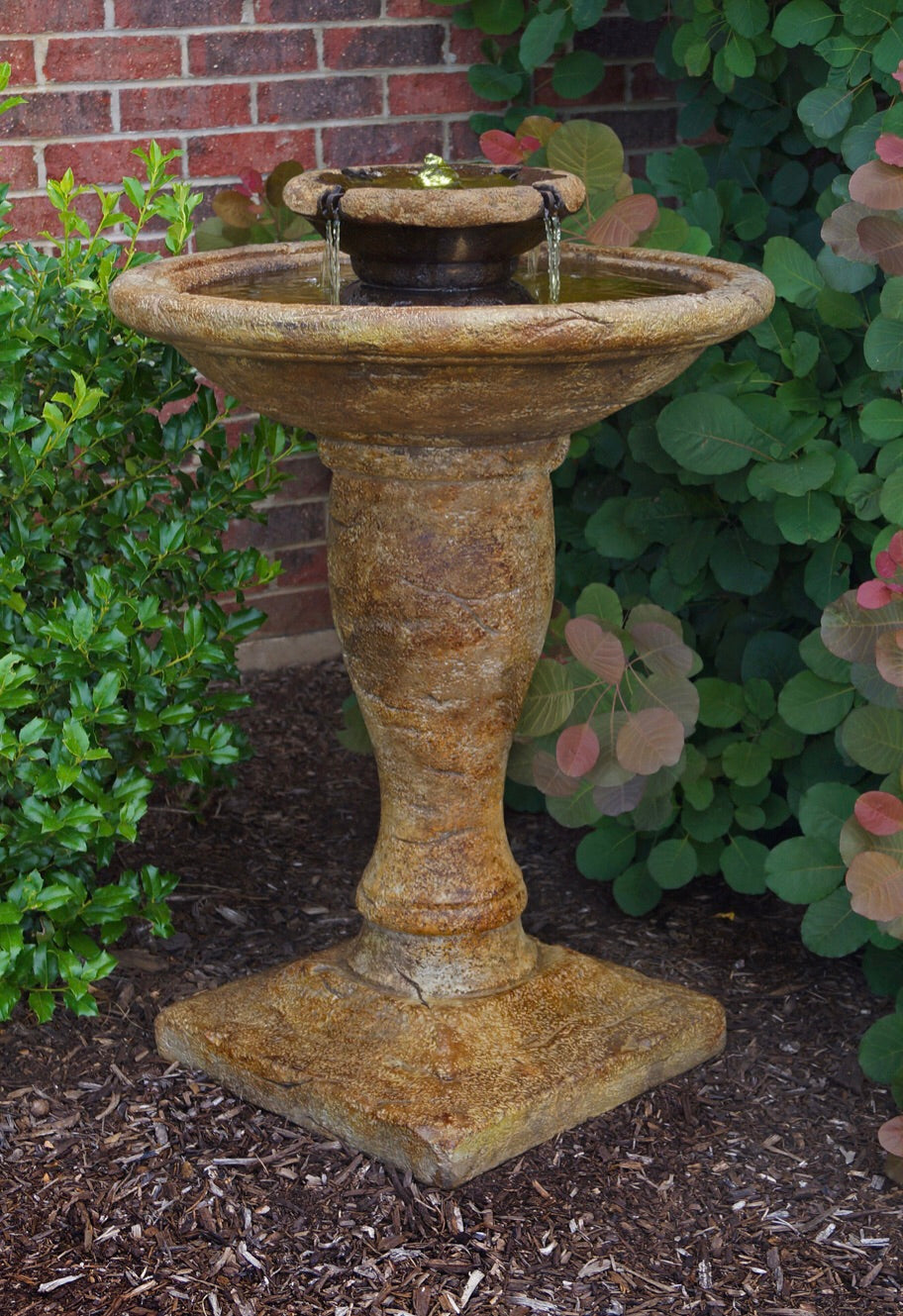 H Windstone Fountain