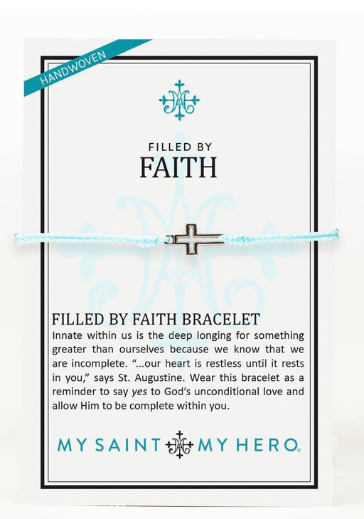 MSMH Filled By Faith Bracelet