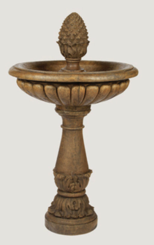 "ASC Baroque 15"" Pineapple Fountain"