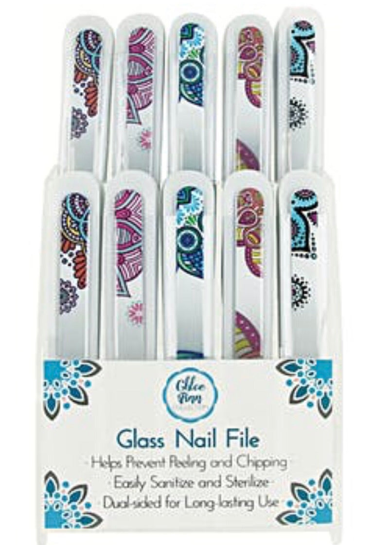 Glass Nail File