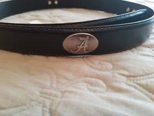 Zep-Pro Alabama Concho Leather Belt