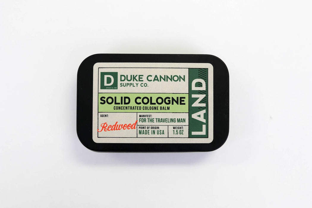 Duke Cannon Solid Cologne Balm