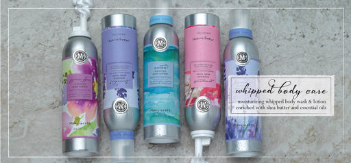 Mangiacotti Whipped Body Lotion