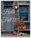 WELCOMING FALL INTO YOUR HOME!