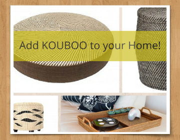Kouboo.com has a vast array of handcrafted products for your home and media rooms... poofs, ottomans, baskets for organizing, exquisite chandeliers and home decor items fit for any room.