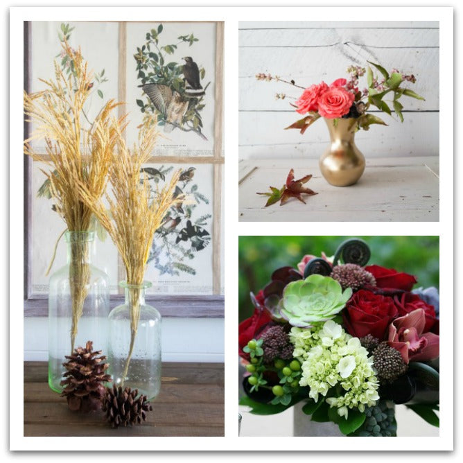 Fall-floral-home-decor