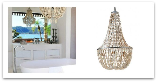 Kouboo's Manor Chandelier can inspire any room in your home.