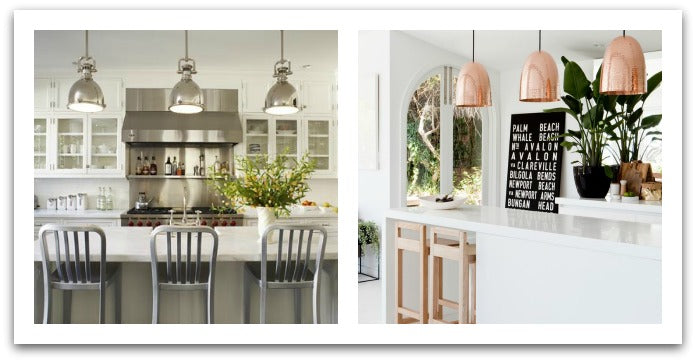 Metals-copper-stainless-kitchen