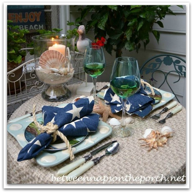 Stars and Shells Forever - a romantic dinner for two!