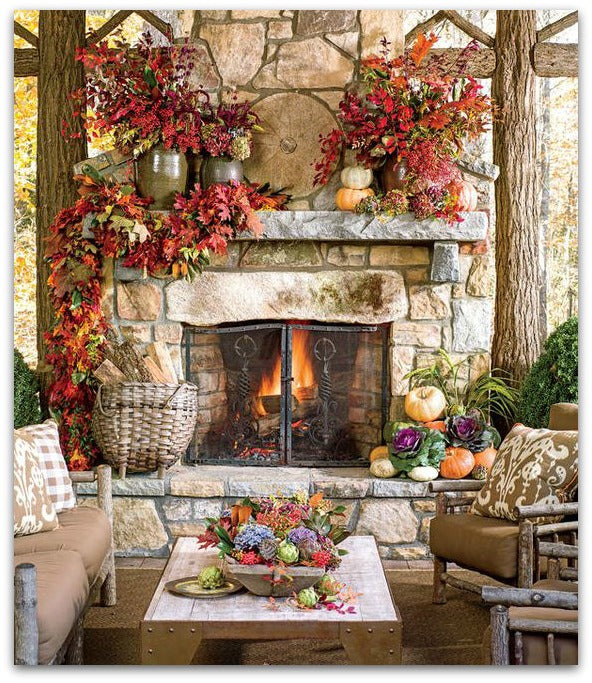 fall-decor-southern-living-fireplace