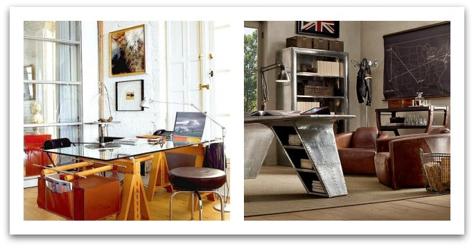 masculine-office-decor