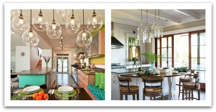 multi-pendant-lights-kitchen