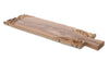 Balian Teak Wood Carved Tapas, Meat and Cheese Serving Board, Natural