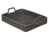 Rectangular High Wall Serving Tray