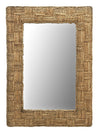 Rectangular Checquered Wall Mirror