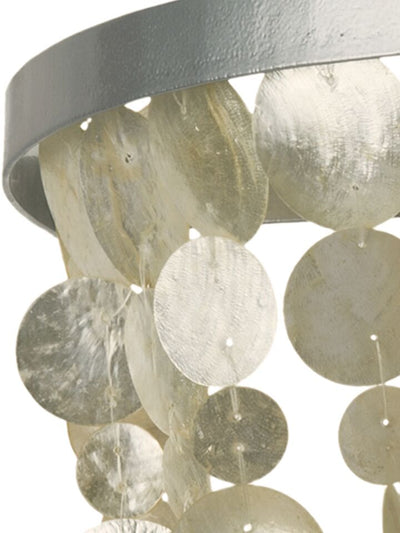 Manor Capiz Seashell Wall Sconce