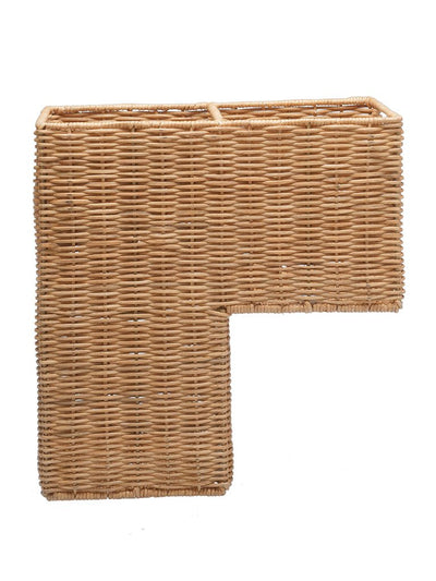 Wicker Step Basket