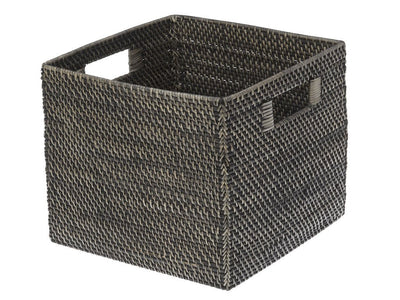 Laguna Square Rattan Storage Basket