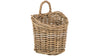 Kobo Rattan Wall Basket, Small